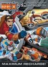 Maximum Recharge! (Generator Rex) - Billy Wrecks, Golden Books