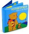 Moonbeam Bear Goes to the Beach - Bath Book - Rolf Fanger, Ulrike Moltgen