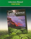 Earth Science Laboratory Manual - Glencoe/McGraw-Hill