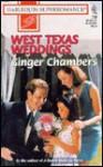 West Texas Weddings - Ginger Chambers