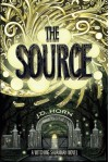 The Source (Witching Savannah) by Horn, J.D. (2014) Paperback - J.D. Horn