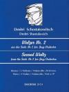 Second Waltz (from Jazz Suite No. 2): Violin, Cello, Clarinet - Dmitri Shostakovich