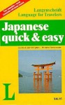 Japanese Quick and Easy-2 Cassettes/Bk - Quick and Easy