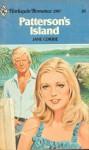 Patterson's Island - Jane Corrie