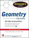 Schaum's Outline of Geometry, 5th Edition: 665 Solved Problems + 25 Videos (Schaum's Outlines) - Christopher Thomas, Barnett Rich