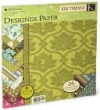 Sola 2-Sided Paper Scrapbook Pad 12x12 - K & Company