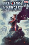 Black Knight (2015-) #1 - Frank Tieri, Luca Pizzari, Julian Tedesco