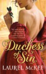 Duchess of Sin - Laurel McKee
