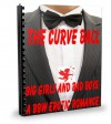 The Curve Ball: A BBW Erotic Romance - J.S. Scott