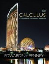 Calculus, Early Transcendentals (6th Edition) - C. Henry Edwards, David E. Penney