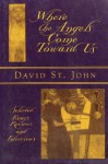 Where the Angels Come Toward Us: Selected Essays, Reviews & Interviews - David St. John