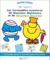 Les Incroyables Aventures De Monsieur Malchance Et De Monsieur Étonnant - Roger Hargreaves