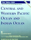 Tide Tables 2000: High and Low Water Predictions : Central and Western Pacific Ocean and Indian Ocean (Tide Tables 2000) - International Marine