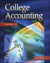 College Accounting Updated 10th Edition Chapters 1-13 w/ NT & PW - John Ellis Price, M. David Haddock, Horace R. Brock