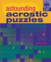 Astounding Acrostic Puzzles - Anne Brown