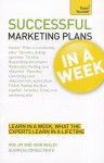 Successful Marketing Plans - Ros Jay, John Sealey