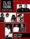 ESL/EFL Teaching: Principles for Success - Yvonne S. Freeman, David E. Freeman