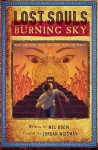 Lost Souls: Burning Sky - Jordan Weisman, Mel Odom