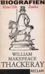 William Makepeace Thackeray - Klaus Udo Szudra