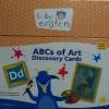 ABCs of Art Discovery Cards (Baby Einstein) - Julie Aigner-Clark, Nadeem Zaidi