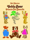 Teddy Bear Punch-Out Stencils - Ted Menten