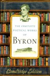 The Complete Poetical Works of Byron (Cambridge Edition) (Cambridge Edition) - Lord Byron