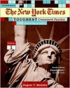 The New York Times Toughest Crossword Puzzles, Volume 1 (NY Times) - Eugene Maleska