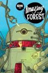 Amazing Forest (2016-) #6 - Ulises Farinas, Erick Freitas, Ulises Farinas, Marcus Muller, Mike Prezzato, Jon Sperry, A. Shay Hahn