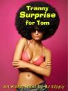 Tranny Surprise for Tom (Shemale Sex Stories) - B.J. Slippy