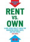 Rent vs Own - Jane Hodges