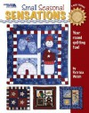 Small Seasonal Sensations (Leisure Arts #3894) - Patricia Welch