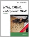 New Perspectives on HTML, XHTML, and Dynamic HTML, Comprehensive - Patrick Carey