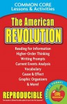 The American Revolution: Common Core Lessons & Activities - Carole Marsh