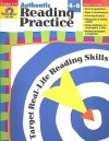 Authentic Reading Practice: Grades 4-6 - Jo Ellen Moore