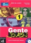 Gente Joven 1 Libro Del Alumno - With CD - Alonso