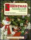 Rodale's Christmas Needlecraft Collection: Over 100 Easy Projects for Gifts, Decorations and Bazaar Best-Sellers : Cross Stitch, Plastic Canvas, Cro - Jean Leinhauser, Rita Weiss