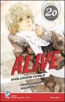 Alive. Evoluzione finale: 20 - Tadashi Kawashima, Adachitoka