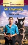 Mr. Congeniality - Sherry Lewis