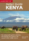 Safari Guide: Kenya - Dave Richards, Val Richards