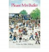 Please Mrs. Butler (Puffin Books) - Allan Ahlberg