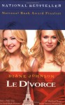 Le Divorce - Diane Johnson