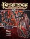 Pathfinder Adventure Path #78: City of Locusts - Richard Pett