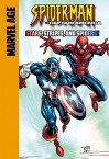 Spider-Man Team-Up (Marvel Age): Spider-Man and Captain America - Stars, Stripes, and Spiders! - Len Wein, Gil Kane, Todd Dezago