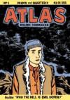 Atlas # 1 - Dylan Horrocks