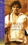 Desert Justice - Valerie Parv