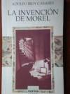 La invención de Morel/ A propósito de Adolfo Bioy Casares y su obra (paperback) - Adolfo Bioy Casares