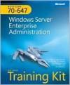 MCITP Self-Paced Training Kit (Exam 70-647) - Orin Thomas, David Miller, Ian McLean, J.C. MacKin, Paul Mancuso, John Policelli