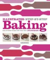 Illustrated Step-by-Step Baking (DK Illustrated Cook Books) - DK Publishing