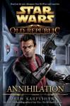 Annihilation - Drew Karpyshyn