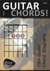 Guitar Chords! : 150+ Essential Guitar Chords - Richard Moran